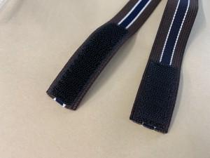 ベルクロ縫製